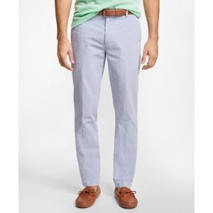 Clark Fit Seersucker Pants