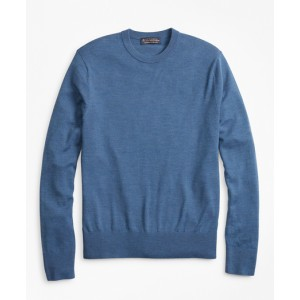 BrooksTech Merino Wool Crewneck Sweater