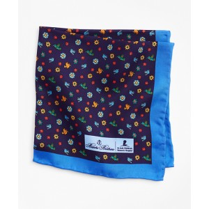 Hummingbird Collection for St. Jude-Pocket Square