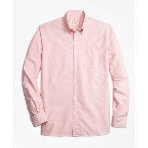 Supima Cotton Oxford Sport Shirt