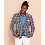 Plaid Dobby Sport Coat