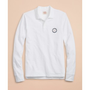 Year of the Pig Long-Sleeve Polo