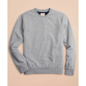 French Terry Lightweight Crewneck Sweatshirt