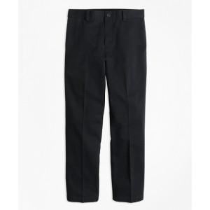 Boys Flat-Front Non-Iron Advantage Chino Pants