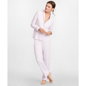 Supima Cotton Interlock Jersey Pajama Set