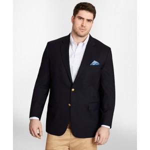Big & Tall Two-Button 1818 Blazer