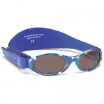 Blue Camouflage Sunglasses
