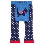 Scottie Dog Spot Leggings