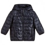 Baby Navy Blue Puffer Jacket