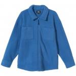 Polar Fleece Zip Shirt