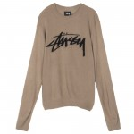 Brushed Out Logo Sweater