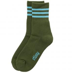 Clean Stripe Socks (WMNS)
