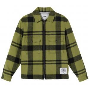 Woolrich Plaid Workshirt