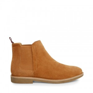 HIGHLYTE TAN SUEDE