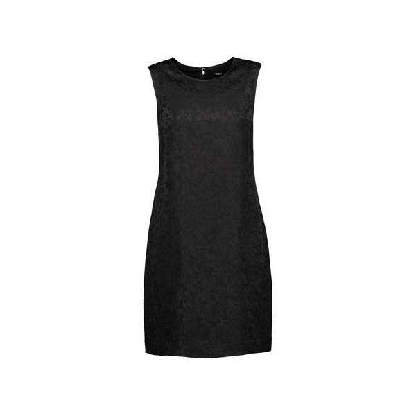 Adraya jacquard mini dress