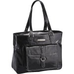 Stafford Vintage Leather Laptop Tote 17.3