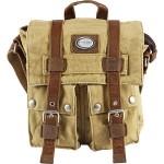 Urban Edge Corbin Canvas Messenger Bag