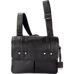 Perreira Leather Messenger Bag