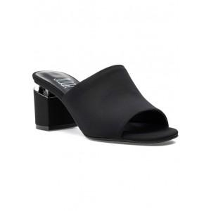 Lom Sandal Black Stretch