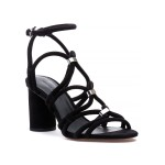 Apolline Sandal Black