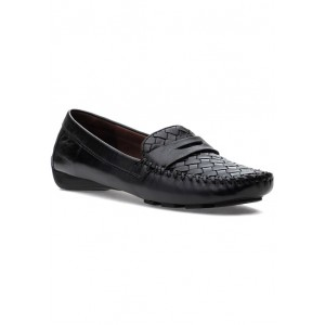 Petra Loafer Black Leather