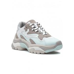 Addict Sneaker Grigio/White/Multi