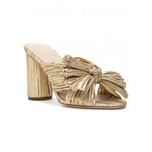 Penny Sandal Gold