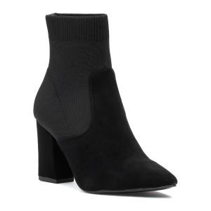 Reece Boot Black Suede