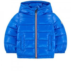Down and feather padding coat - New Aubert