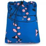 Mini Me printed rucksack