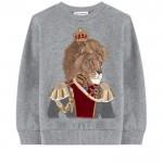 Mini Me embroidered sweatshirt