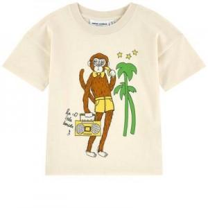 Graphic organic cotton T-shirt