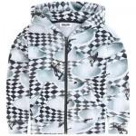 Print zip hoodie - Molo x Vans