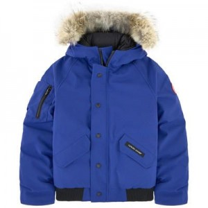 Rundle down bomber jacket