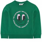 Graphic sweatshirt - Time to be present