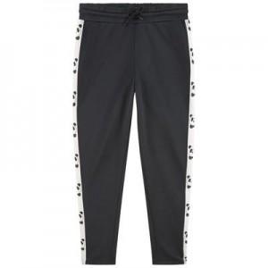 Fleece tracksuit pants