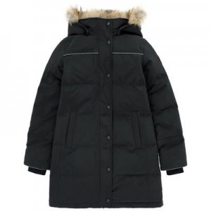 Parka with down and feather padding - Juniper