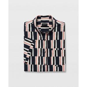 Slim Short-Sleeve Shirt