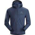 Atom SL Hooded Insulated Jacket - Mens