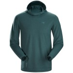Remige Hooded Shirt - Mens