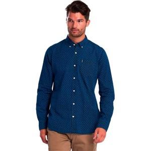 Indigo 5 Tailored Long-Sleeve Shirt - Mens