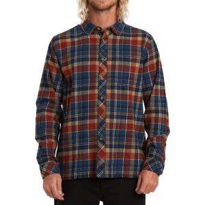 Coastline Flannel Shirt - Mens