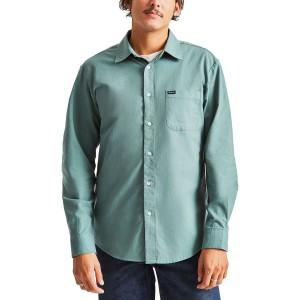 Charter Oxford Long-Sleeve Woven Shirt - Mens