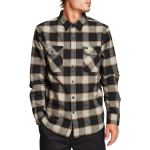 Bowery Long-Sleeve Flannel Shirt - Mens