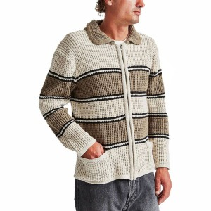 Powell Zip Cardigan - Mens
