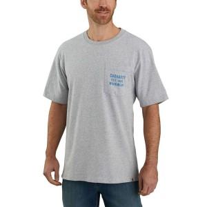 TK176 Original Fit Graphic T-Shirt - Mens