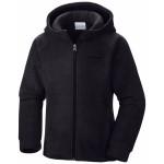 Benton II Hooded Fleece Jacket - Girls