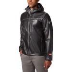 Titanium Outdry Ex Stretch Hooded Shell Jacket - Mens