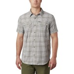 Silver Ridge Short-Sleeve Seersucker Shirt - Mens