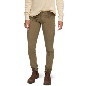 Fitted Corduroy Pant - Womens